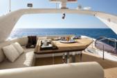 70 ft. Azimut 70 Motor Yacht Boat Rental Miami Image 1
