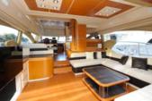 70 ft. Azimut 70 Motor Yacht Boat Rental Miami Image 2