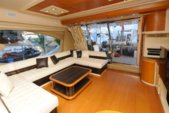 70 ft. Azimut 70 Motor Yacht Boat Rental Miami Image 4
