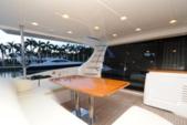 70 ft. Azimut 70 Motor Yacht Boat Rental Miami Image 7