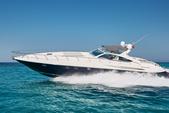 62 ft. 1 Hull 4 Passenger Cruiser Motor Yacht Boat Rental Eivissa Image 1