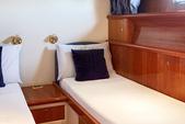 62 ft. 1 Hull 4 Passenger Cruiser Motor Yacht Boat Rental Eivissa Image 4
