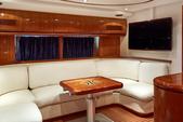 62 ft. 1 Hull 4 Passenger Cruiser Motor Yacht Boat Rental Eivissa Image 6