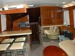 44 ft. Hatteras 48 Convertible Motor Yacht Boat Rental La Romana Image 5