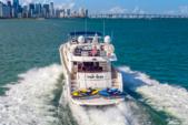 82 ft. Sunseeker Manhattan Motor Yacht Boat Rental Miami Image 1