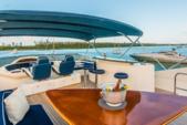 82 ft. Sunseeker Manhattan Motor Yacht Boat Rental Miami Image 3