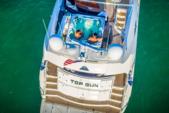 82 ft. Sunseeker Manhattan Motor Yacht Boat Rental Miami Image 4