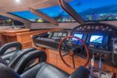 82 ft. Sunseeker Manhattan Motor Yacht Boat Rental Miami Image 6