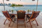 82 ft. Sunseeker Manhattan Motor Yacht Boat Rental Miami Image 7