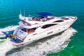 82 ft. Sunseeker Manhattan Motor Yacht Boat Rental Miami Image 10
