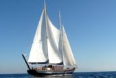 95 ft. Aegean Yacht Builders Ketch Sloop Boat Rental Bonifacio Image 1