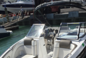 24 ft. Yamaha 242 Limited S Bow Rider Boat Rental Miami Image 1