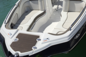 24 ft. Yamaha 242 Limited S Bow Rider Boat Rental Miami Image 3