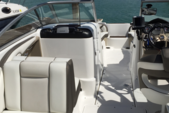 24 ft. Yamaha 242 Limited S Bow Rider Boat Rental Miami Image 4