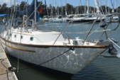 37 ft. Pacific Seacraft Crealock 37 Sloop Boat Rental San Francisco Image 2