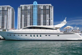101 ft. Leopard N/A Motor Yacht Boat Rental Miami Image 11