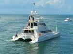 75 ft. Catamaran Cruisers Aqua Cruiser Catamaran Boat Rental Cancún Image 4