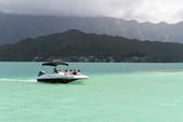 19 ft. Hurricane Boats SD 187 Bow Rider Boat Rental Hawaii Image 1