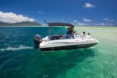19 ft. Hurricane Boats SD 187 Bow Rider Boat Rental Hawaii Image 2