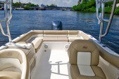 25 ft. 25' Key West Dual Console Bow Rider Boat Rental West Palm Beach  Image 1