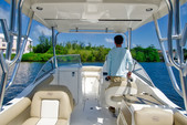25 ft. 25' Key West Dual Console Bow Rider Boat Rental West Palm Beach  Image 6