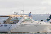 50 ft. Sea Ray 450 Sundancer Motor Yacht Boat Rental San Diego Image 9