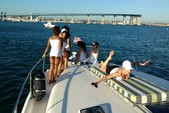 50 ft. Sea Ray 450 Sundancer Motor Yacht Boat Rental San Diego Image 10