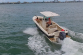 23 ft. Scout Sportfish Center Console Boat Rental Miami Image 6