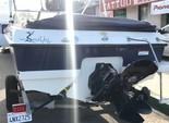 19 ft. Bayliner 195 BR  Bow Rider Boat Rental San Diego Image 4