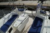39 ft. Jeanneau Sailboats Sun Odyssey 39i Cruiser Boat Rental Alacant Image 2