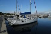 39 ft. Jeanneau Sailboats Sun Odyssey 39i Cruiser Boat Rental Alacant Image 3