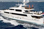 130 ft. Westport Yachts Motor Yacht Boat Rental Miami Image 1