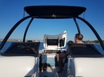 """22 ft. Kayot 22'4"""" OB Super Dek 226 Deck Boat Boat Rental San Diego Image 4"""