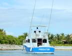 32 ft. Chris Craft 38 Saltwater Fishing Boat Rental Puerto Morelos Image 1