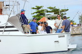 33 ft. Bertram Yacht 33 Saltwater Fishing Boat Rental Puerto Morelos Image 1