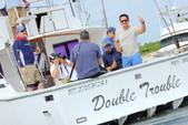33 ft. Bertram Yacht 33 Saltwater Fishing Boat Rental Puerto Morelos Image 2