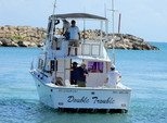 33 ft. Bertram Yacht 33 Saltwater Fishing Boat Rental Puerto Morelos Image 3