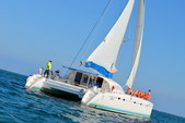 44 ft. Catamaran Cruiser 44 Catamaran Boat Rental Puerto Morelos Image 5