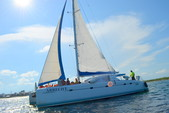 44 ft. Catamaran Cruiser 44 Catamaran Boat Rental Puerto Morelos Image 6