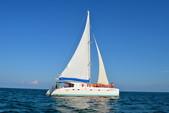 44 ft. Catamaran Cruiser 44 Catamaran Boat Rental Puerto Morelos Image 8