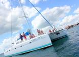 44 ft. Catamaran Cruiser 44 Catamaran Boat Rental Puerto Morelos Image 12