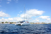 44 ft. Catamaran Cruiser 44 Catamaran Boat Rental Puerto Morelos Image 16
