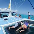 44 ft. Catamaran Cruiser Voyage Sailing Catamaran Catamaran Boat Rental George Town Image 2