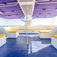 44 ft. Catamaran Cruiser Voyage Sailing Catamaran Catamaran Boat Rental George Town Image 3