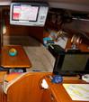 36 ft. Jeanneau Sailboats 36.2 Cruiser Boat Rental Neos Marmaras Image 14