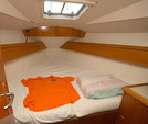 36 ft. Jeanneau Sailboats 36.2 Cruiser Boat Rental Neos Marmaras Image 19