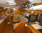 36 ft. Jeanneau Sailboats 36.2 Cruiser Boat Rental Neos Marmaras Image 31