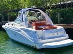 36 ft. Sea Ray Boats 320 Sundancer Cruiser Boat Rental Miami Image 1