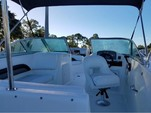 19 ft. Hurricane Boats SS 188 w/F115XA Deck Boat Boat Rental Tampa Image 13