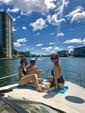 36 ft. Sea Ray Boats 320 Sundancer Cruiser Boat Rental Miami Image 13